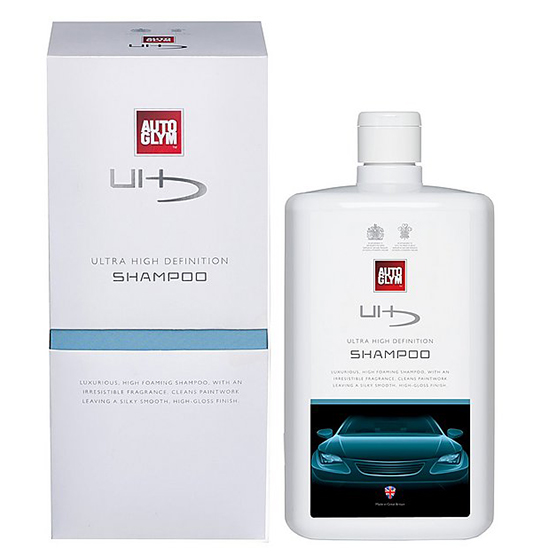 Car Detailing Products - Auto Glym Ultra HD Shampoo