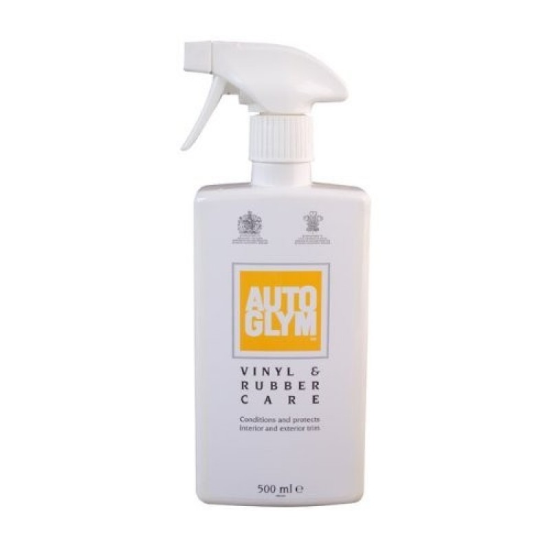 Car Detailing Products - Auto Glym Vinyl & Rubber Care