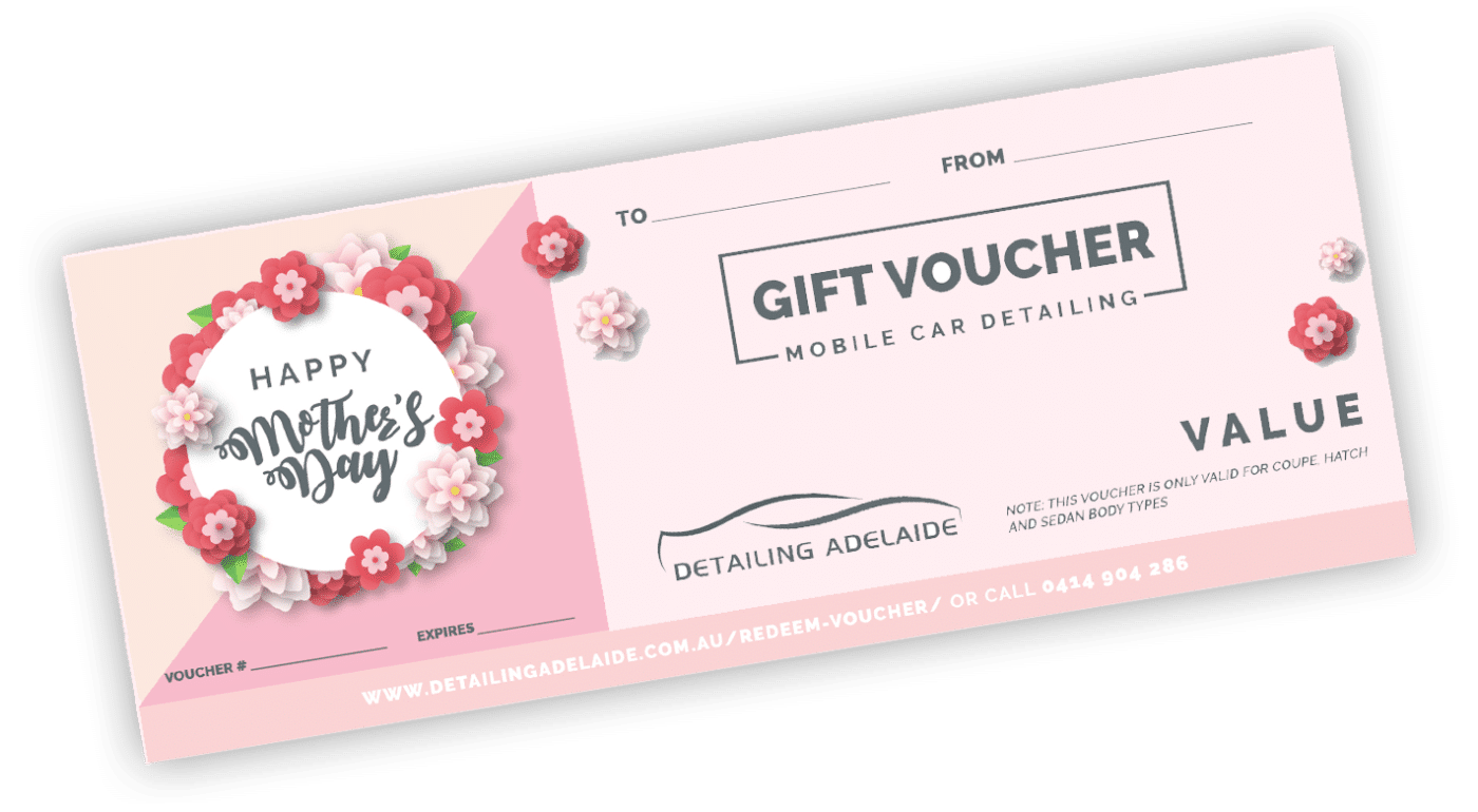 Mother's Day Gift Voucher