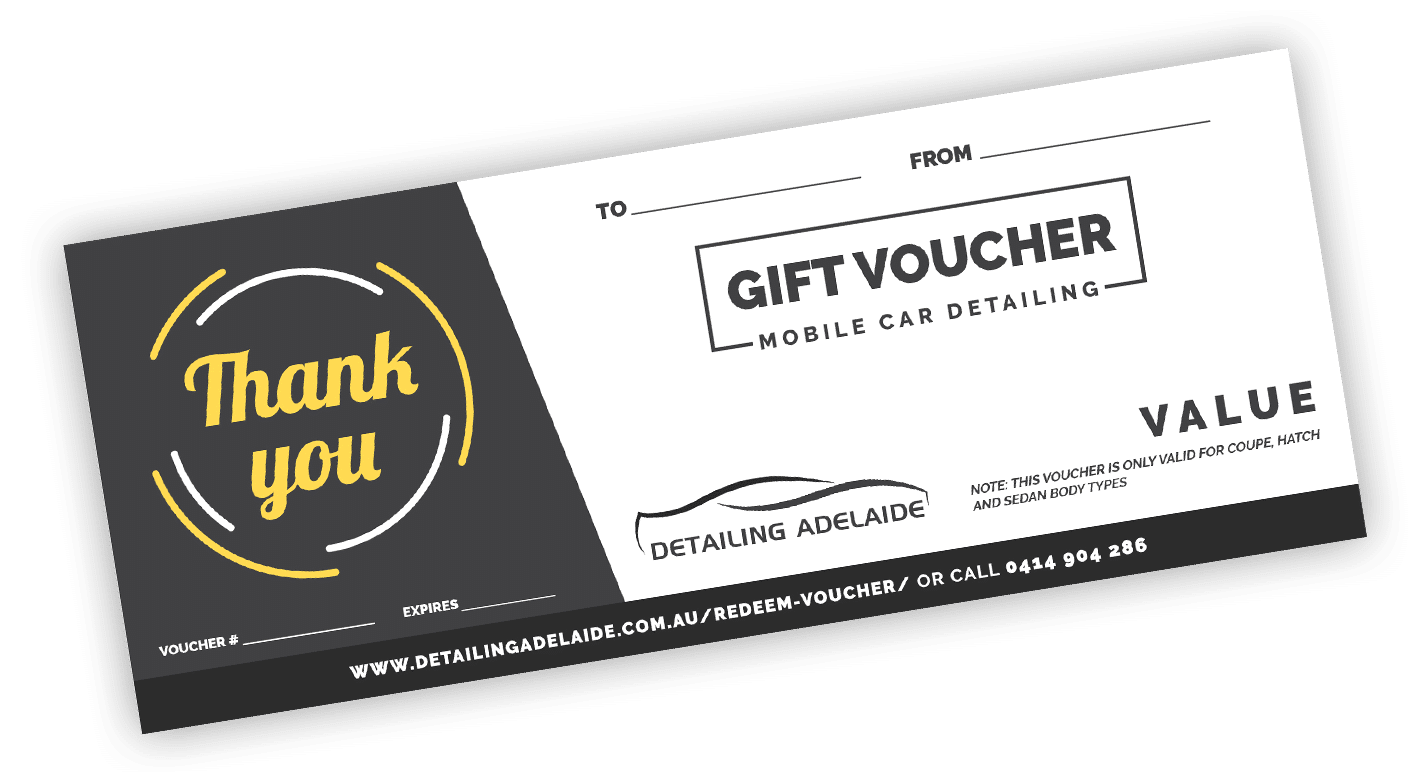 Thank You Gift Voucher