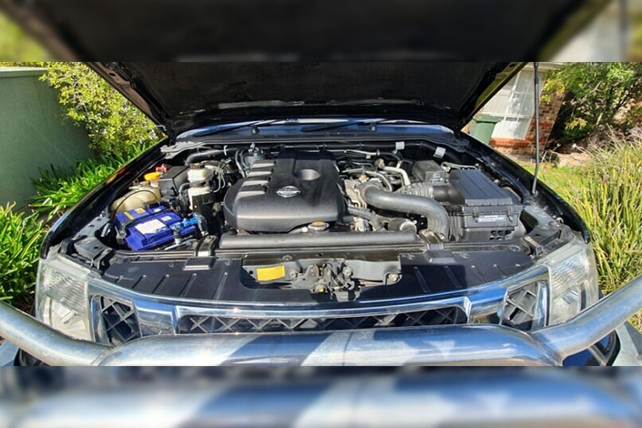 engine clean