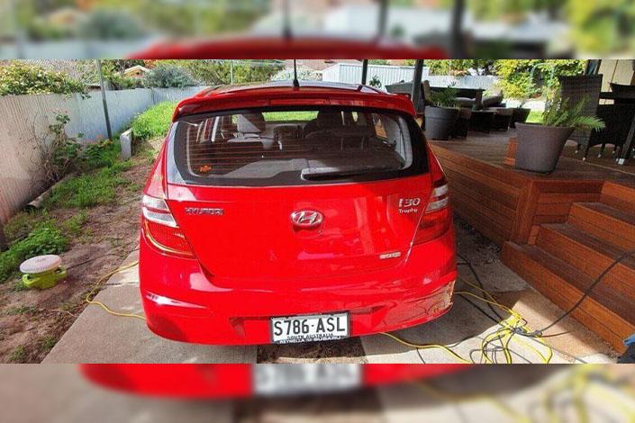 Pre Sale Car Detail